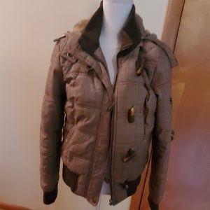 Aeropostale coat size large